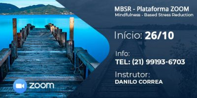 Curso MBSR - Mindfulness-Based Stresss Reduction - Vida Mindfulness