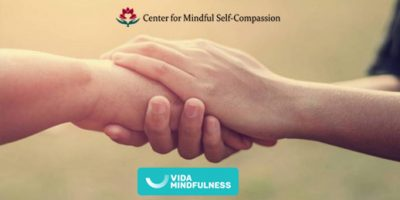 8-Semanas online Mindful Self-Compassion Course.